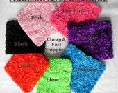 Grab Bag - 10 Fuzzy Crochet Tutu Tube Tops / Pettiskirt Tops / Tutu Dress Top / Bodice / Chennille Top