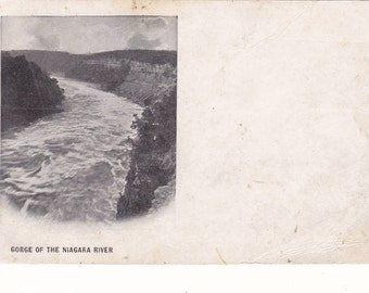 Vintage Antique Postcard - NEW YORK - Niagara - UNUSED