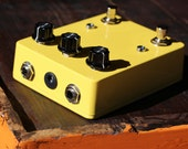 A.S.D.I.C. Vintage Fuzz/Octaver -BUILT- Classic Guitar / Keyboard / Instrument Effects FX Pedal Stomp Box- Hand Built Replica