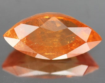 4.75 Ct. 100% Natural Marquise Spessartite Garnet Orange