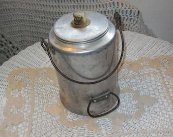 Percolator Metal Coffee Pot