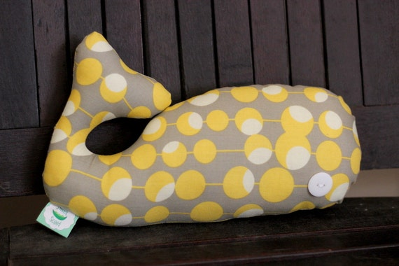 Wilson the Whale Softie ~ Whale Stuffie ~ Whale Toy