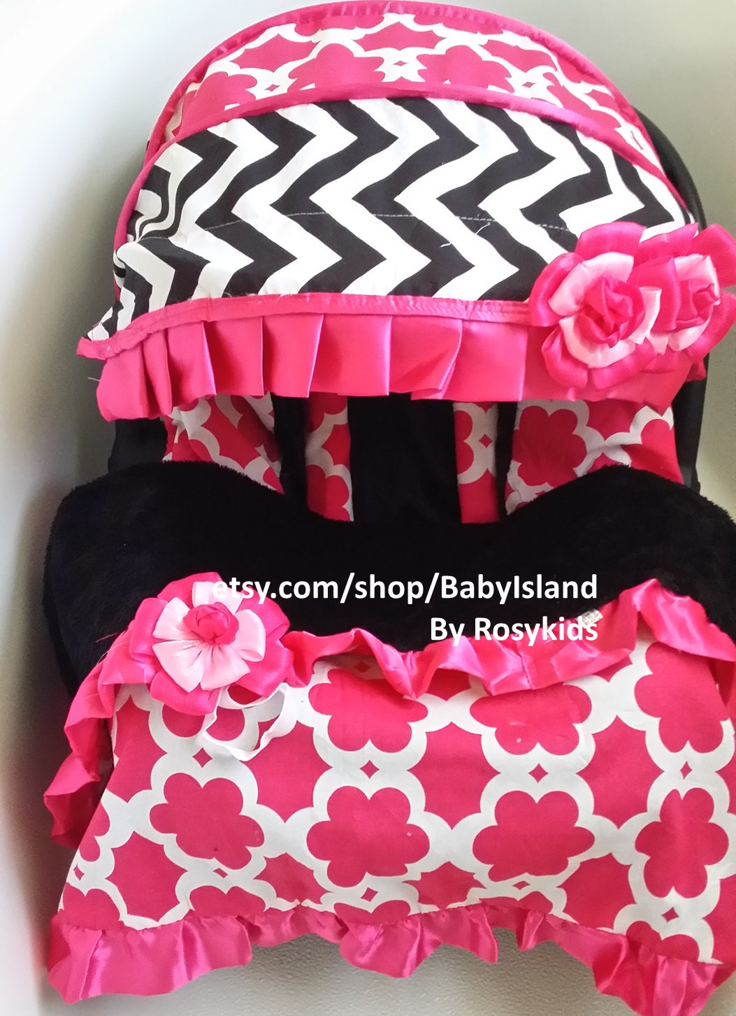 Baby Car Seat Cover Canopy Blanket Infant Car Seat Cover