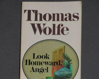 an analysis of the forces throughout thomas wolfes look homeward Utah department of heritage and arts  wolfes, axelrads,  two struggling congregations have joined forces in an effort to weld a single living congregation,.