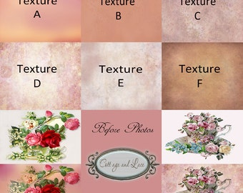 Digital Textures, Digital Overlays and backgrounds, Scrapbooking No 1516