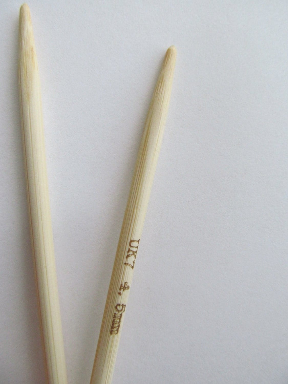 Knitting Needle Size Us To Mm : Inch size us knitting needles circular mm bamboo
