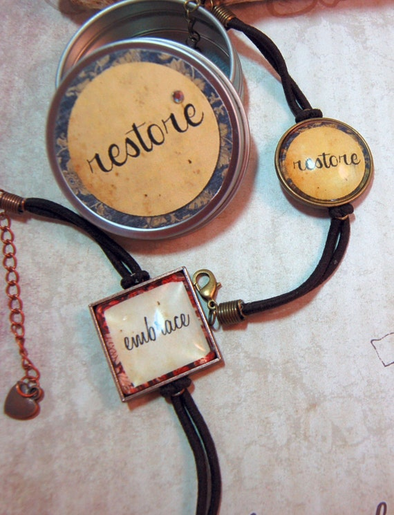 one word bracelet items similar to word bracelet custom your one word for 8457