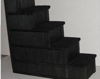 Great 28 X 28 10 Inch Wide 5 Step Cat Step