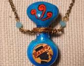 Bioshock Infinite Salts inspired Necklace
