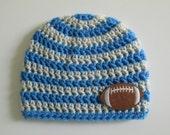 Detroit Lions Baby, Detroit Lions, Detroit Lions Hat, Detroit Lions Beanie, Football Hat, Football Baby, Baby Hats, Newborn Hat, Photo Props