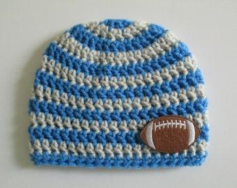Detroit Lions, Detroit Lions Baby, Detroit Lions Hat, Football Hat, Baby Hats, Newborn Hat, Toddler Hat, Mens Hats, Womens Hats, Photo Props