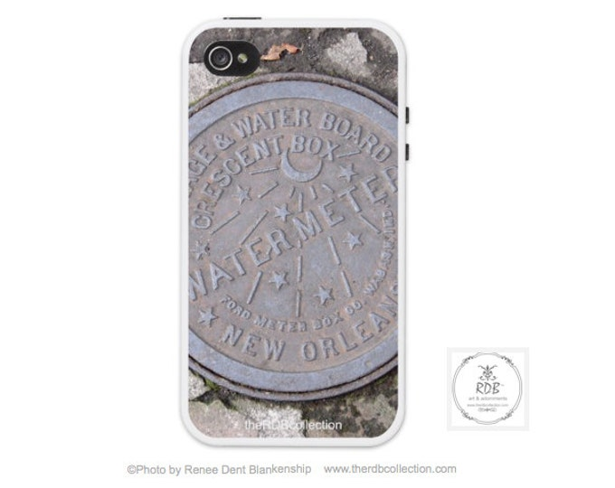 Watermeter Phone Case - New Orleans