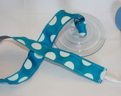 Suction Spoon Tether with Spoon | Aqua Dots