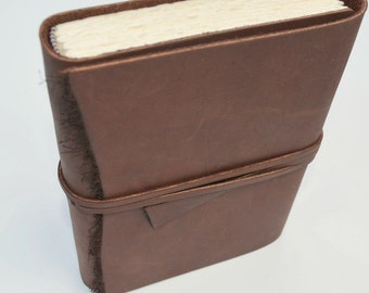 Leather Bound Journal Handmade Personal Planner Travel Diary Notebook (352)