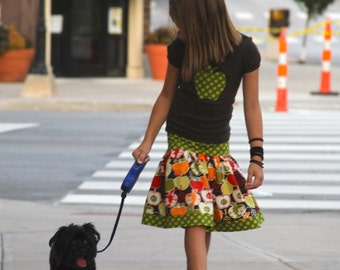 Back to School Apple Skirt...