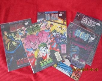 BATMAN DARK KNIGHT # 64, 66, 67, 68, 69, 70,  71, 72, 74, 75,  Bagged Never Read or Opened Mint Box 12