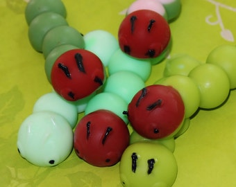 The Very Hungry Caterpillar Party Favor Soaps / 10 soap favors