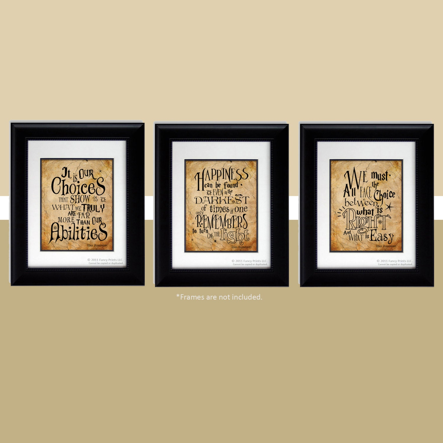 Magnificent Wall Art Quotes Framed Ornament - Wall Art Collections ...
