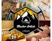 Master Artists - 14 Lightroom Presets