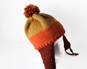 Firefly Jayne Earflap Hat Hand Knit Acrylic-Wool Yarn Comic-con Geeky Most Authentic