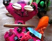 Juju Lucky Cat Dolls