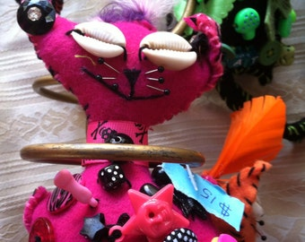 Juju Lucky Cat Dolls