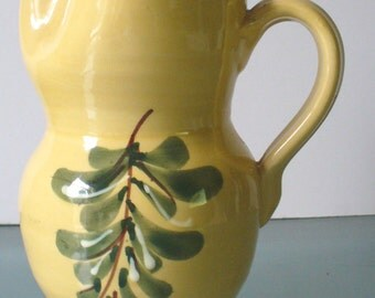 Vintage Lamas Water Pitcher Made in Italy