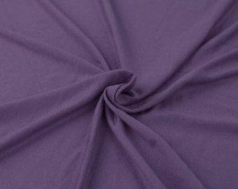 Newborn Photo Prop: Plum Bean Bag Blanket for Newborn Photo Shoot, Bean Bag Cover, Infant Backdrop, Photography Fabric Backdrop