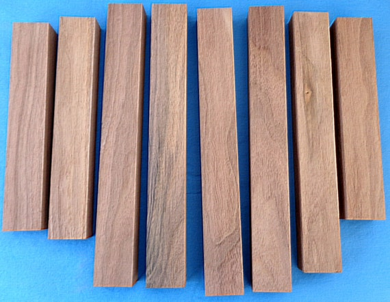 walnut wood pieces for craft making wood working. Black Bedroom Furniture Sets. Home Design Ideas