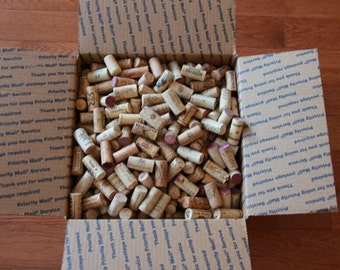 50 Used Natural Wine Corks