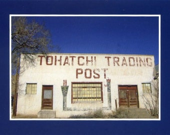 Tohatchi Trading Post - photo card