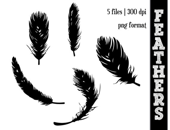 Feather Silhoue...