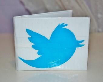 Duct Tape Wallet: Twitter