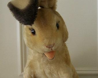 Vintage Steiff Manni Bunny Rabbit 1960s