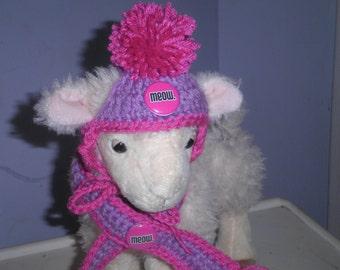 Classic Kitty Cat Hat - Media - Crochet Me