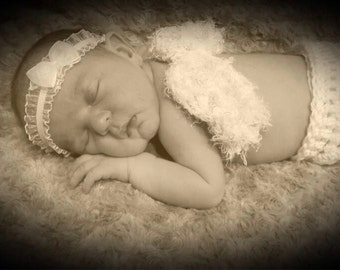 Angel Wings Photography Prop Baby Photo Prop Cute Props for Newborns Heavens Angels Photo Prop for Girls Photo Prop for Boys Infant Photos