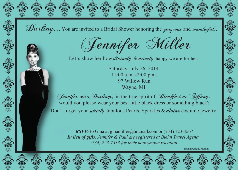 Tiffany Wedding Invitation as awesome invitation ideas