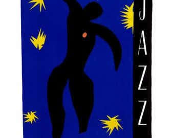 Jazz by Henri Matisse Art Print