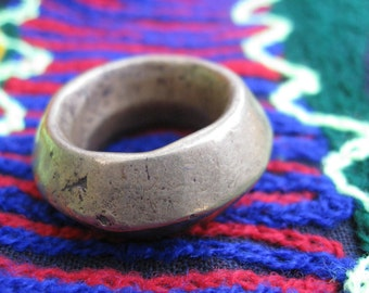 Old Ethiopian Ring Bead : Ethiopia Vintage African Beads Jewelry