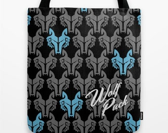 Star Wars Tote Bag The Clone Wars Wolfpack Tote Bag