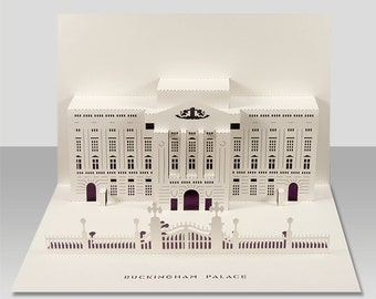 Buckingham Palace pop-up