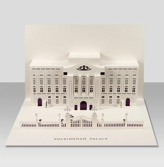 Buckingham Palace pop-up