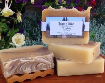 Take A Hike - All Natural Bug Repellent Soap