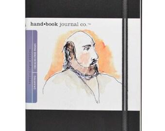 """Hand Book Artist Journal, 8.25"""" x 5.5"""" Portrait Journal"""