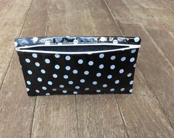 Pencil case Polka Dot Oilcloth