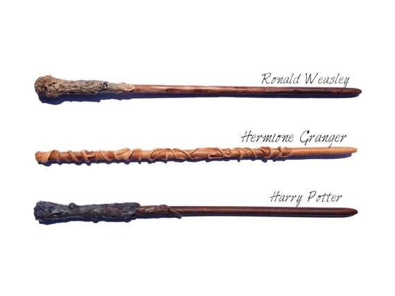 Harry Potter Replica Wands
