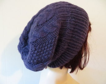 Buttercup Beret Knitting Pattern : Items similar to Three Nieces Hat Pattern on Etsy