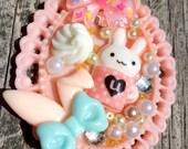 Kawaii Pendant. Adorable Sweet Lolita Pendant. Sweet Lolita Pendant.