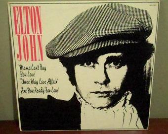 """Elton John """"The Tham Bell Sessions"""" vinyl record"""