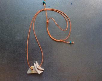 Collar de cerámica by DelaO*
